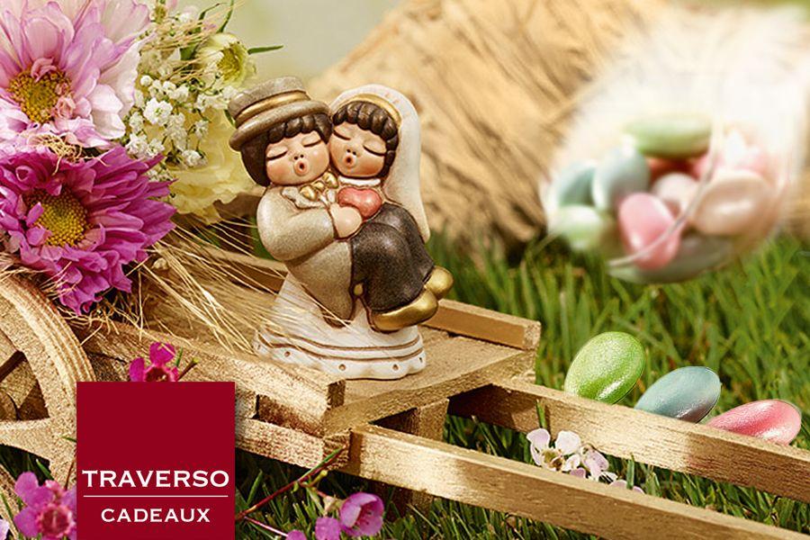promozione bomboniere traverso cadeaux genova offerta omaggio confetti buratti oggetti thun alessi mascagni goofi egan