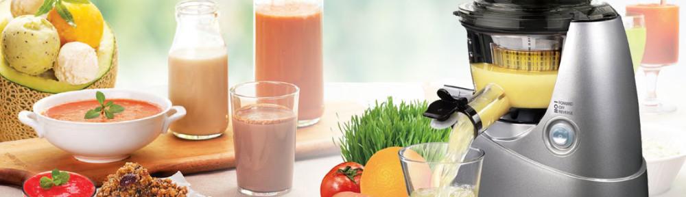 Traverso cadeaux articoli regalo genova liste nozze Kuvings estrattore di succo benessere slow juicer promozione sconti