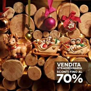 traverso cadeaux genova offerta promozione campagna vendita promozionale straordinaria 2016 sconti 70%